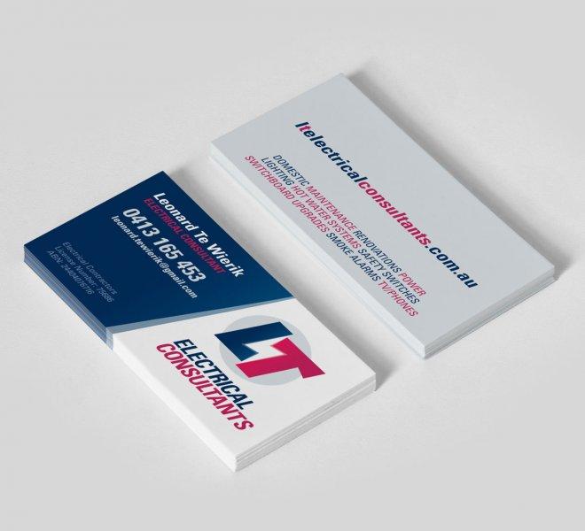 LT bcards - Design For All Trades