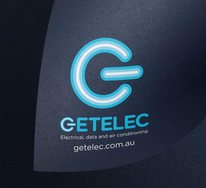 Getelec-logo-design