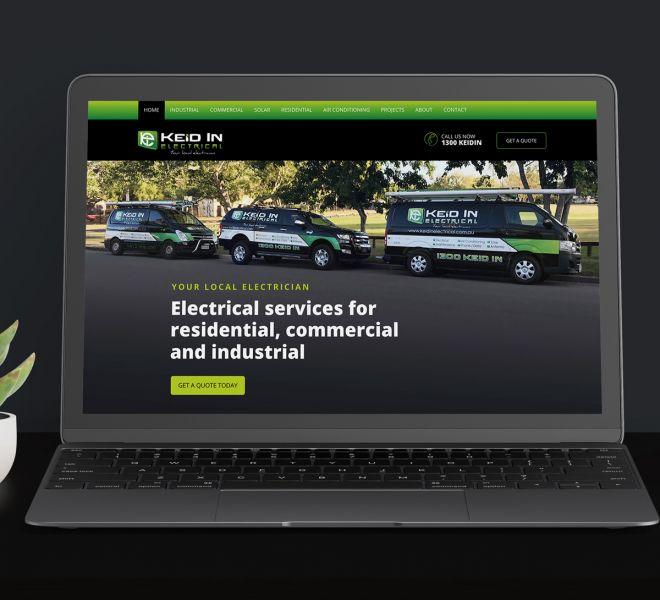 Keid-In-Electrical-website